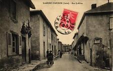 SAINT ANDRE D'APCHON - Rue St Alban