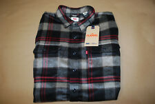 Levi's x Justin Timberlake Man Of the Woods MOTW Men's Wool Flannel Shirt - XL
