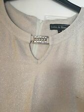 Dorothy Perkins party Dress Size 16/ sparkly/ glittery