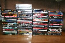 Dvd Huge Lot Action Comedy Drama Horror Over 230 Dvd's New & Used