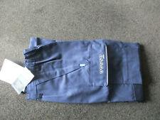 "SIOEN Zarate Trousers ARC Protection, 38"" Waist Regular Navy Blue Workwear"
