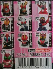 Masked Kamen Rider Kuuga Agito Kabuto Faiz Decade Hibiki Blade Ryuki Kiva Figure