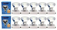10 Optolight Flourescent Light Bulb Using 23W = 100W 120V 1250 Lumens Warm 2700K