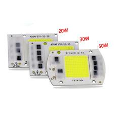 20/30/50W LED Flutlicht COB Chip 220V Eingang Integrierter Smart IC Treiber Neu