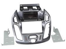 Ford Tourneo Transit Connect pj2 ab2013 2-din doble diafragma sin Display Negro