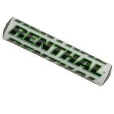 Protector de manillar MX Renthal SX blanco-verde