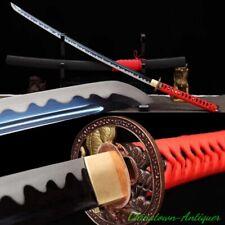 Japanese Tiger King Samurai Sword Katana High Speed Steel Sharp Full Tang #2567