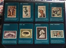 Stanley Gibbons Collect Stamp Card Animals Mongolia Postman Reindeer