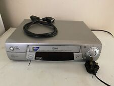 LG LV803 VHS VCR Video Cassette Player Recorder & original remote control