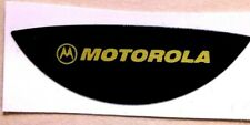 Adesivo Sticker - Logo adesivo Motorola Startac 85 color oro