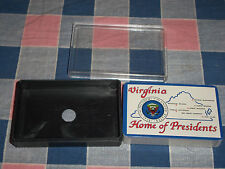 Playing Cards Unopened   Virginia Home of Presidents  Note Box Wear