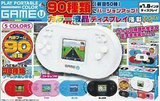(NEW)PLAY PORTABLE COLOR 90 different game (RARE) NINTENDO PSP DS Wii Game&Watch