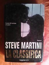 LIBRO STEVE MARTIN - LA CLASSIFICA - LONGANESI & C. 1998