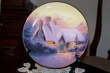Thomas Kinkade - Old Fashioned Christmas - Christmas Tree Cottage