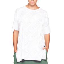 Hauts et maillots de fitness blancs PUMA pour femme