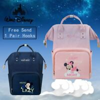 Disney Diaper Bags Waterproof Backpack for Moms Baby Bag Maternity for Baby Care
