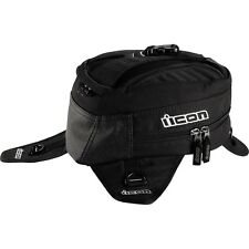 Icon Primer Magnetic  Motorcycle Tank Bag and backpack