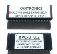 Kantronics KPC-3 (Non-plus) Firmware & 512KB Memory Expansion Options