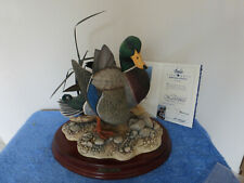 More details for border fine arts mona & leonardo ducks limited editions