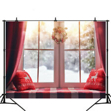 220X150CM Christmas&New Year Room Xmas Party Decoration Photography Background