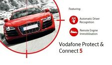 Vodafone Protect & Connect 5 Thatcham CAT-5 Car Tracker inc FIT & 12 mth sub