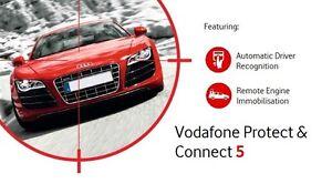 Vodafone CAT 5 Thatcham CAT-5 VTS PLUS Car Tracker Range Rover BMW MERCEDES