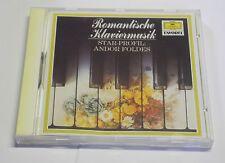 Romantische Klaviermusik - Star-Profil: Andor Foldes