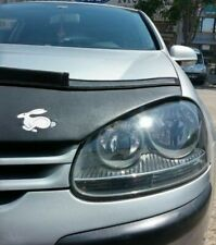 Car Bonnet Hood Bra + Rabbit LOGO Fits VW Volkswagen Golf 5 V MK5 06 07 08 09