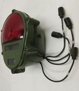 Military 24V Incandescent Composite Tail/ Brake Light 12375837, 6220-01-372-3883