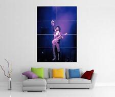Prince Purple Rain concierto en vivo XL Gigante Pared Arte Impresión Foto Poster