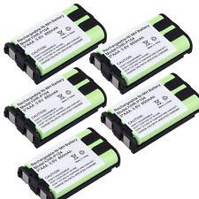 5X Phone Battery For Panasonic Kx-Tg5471 Kx-Tg5480 Kx-Tg5453 Kx-Tg5456 Kx-Tg5561