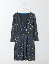 Boden Marion Jersey Tunic Size UK 12 R £ 70 Ls171 OO 01