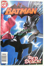 Batman #635 1st Print NEWSSTAND Variant 1st Jason as Todd Red Hood KEY HOT Excel