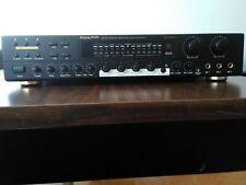 *Boston Audio 4800 Pro-Ii Karaoke Mixer*W/Vocal Enhancer*Powers Up Good/Untested