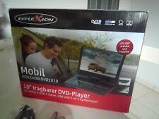 Reflexion DVD1010 10 Zoll USB Tragbarer DVD-Player /DVB-T/ - Schwarz - TOP - 1A