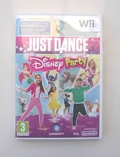 Just Dance Disney Party Wii Pal
