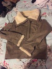 BN Gap Jacket With Fur Collar S