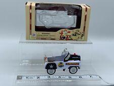 Golden Wheel Pedal-Power Garfield Police Pedal Car Die-Cast 1:10