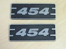 Chevy Chevrolet 454 Valve Cover Emblems