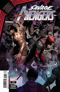 SAVAGE AVENGERS #17 KIB MARVEL COMICS