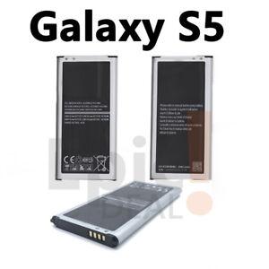 Samsung Galaxy S5 Cell Phone Battery EB-BG900BBU, 2800mAh, 3.85V Li-ion, 10.78Wh