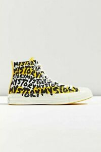 NEW IN BOX Converse Chuck 70 Shoes My Story in Yellow sz 12