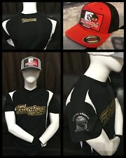 Set De Playera De Baseball Y Gorra TOMATEROS DE CULIACAN CAP