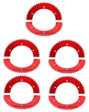 #35 Chain Sprocket Go Kart Racing 54-58 Tooth Mini Bike Gear Hub Split Sprockets