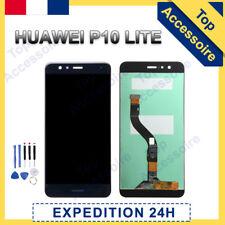 VITRE TACTILE + ECRAN LCD ORIGINAL PRET-A-MONTER POUR HUAWEI P10 LITE 2016 BLEU