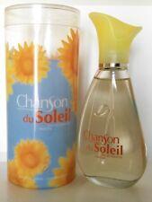 Chanson du Soleil  Coty  eau toilette spray 100ml. Vintage