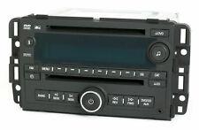2008 Unlocked Radio AM FM CD DVD Player w Aux Input PN 25840249 UVA Tahoe h2