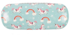 Something Different Unicorn and Rainbow Glasses Case
