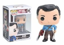 Ash Vs Evil Dead - Funko Pop Television 395 - Ash - New Original PVC Figure