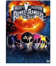 Power Rangers:Mighty Morphin The Movie DVD NEW